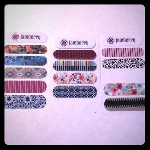 Jamberry samples